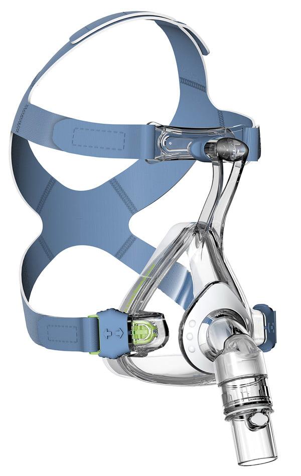 Полнолицевая маска JOYCE easy next FF - оптимизированная подкладка и новая головная гарнитура