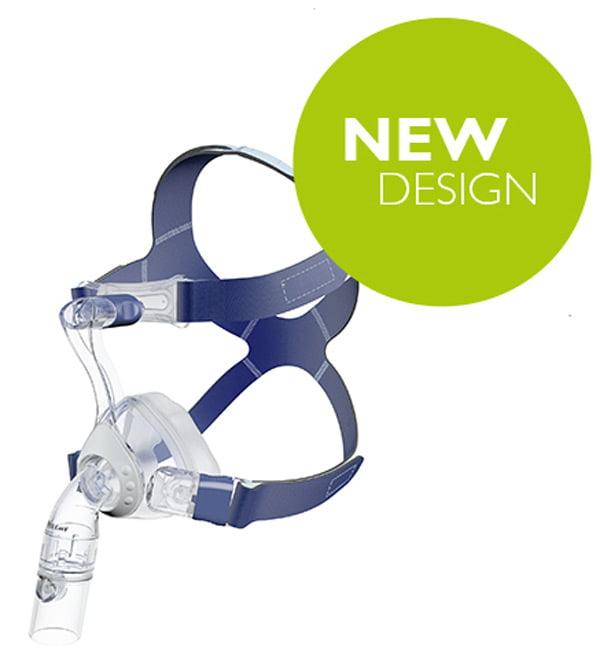 JOYCE easy: назальная медицинская маска компании Löwenstein Medical с самыми сбалансированными характеристиками.