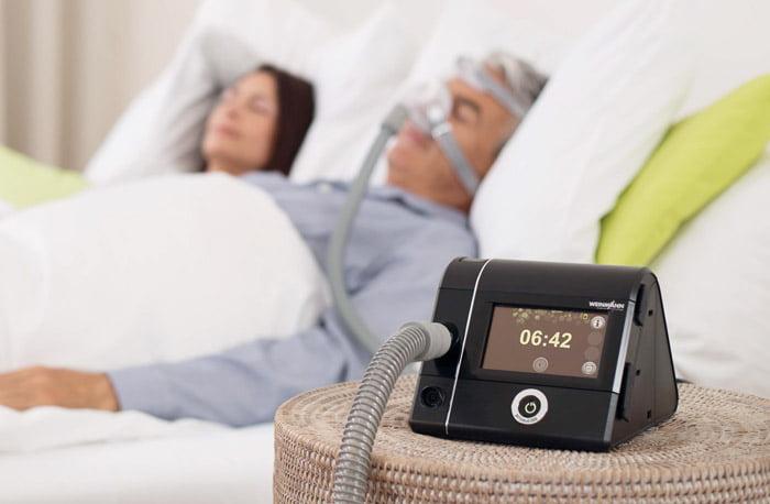 Сипап-аппарат Prisma для лечения храпа и ночного апноэ во сне