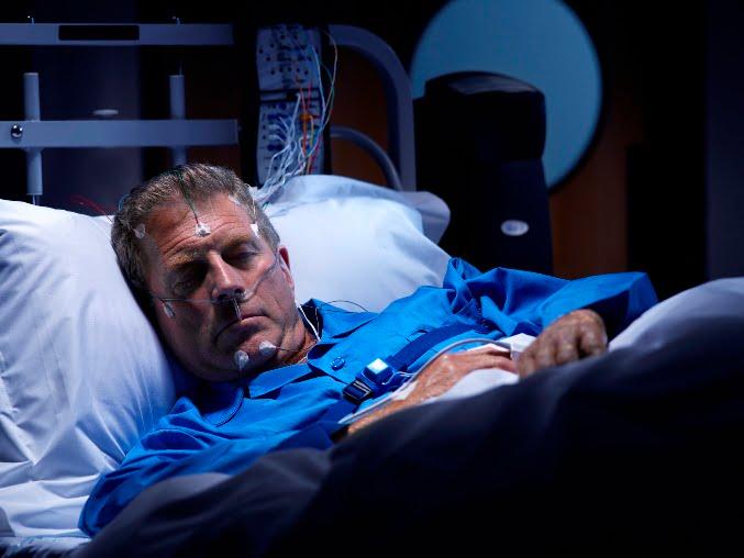 Диагностическая ночь в клинике-центре сна - полисомнография