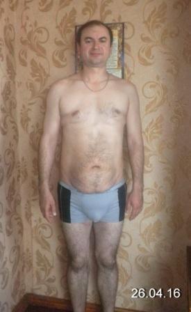 Руслан: На 26.04.16 мой вес оставляет уже 90 кг.