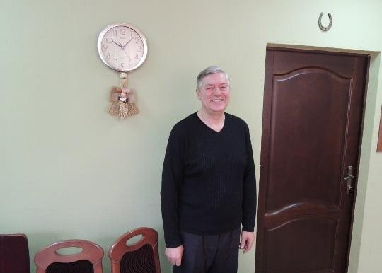Владимир Дубов: аппарат СИПАП вернул меня к жизни, совсем неожиданно для меня и для моих близких ушли 30 кг веса!