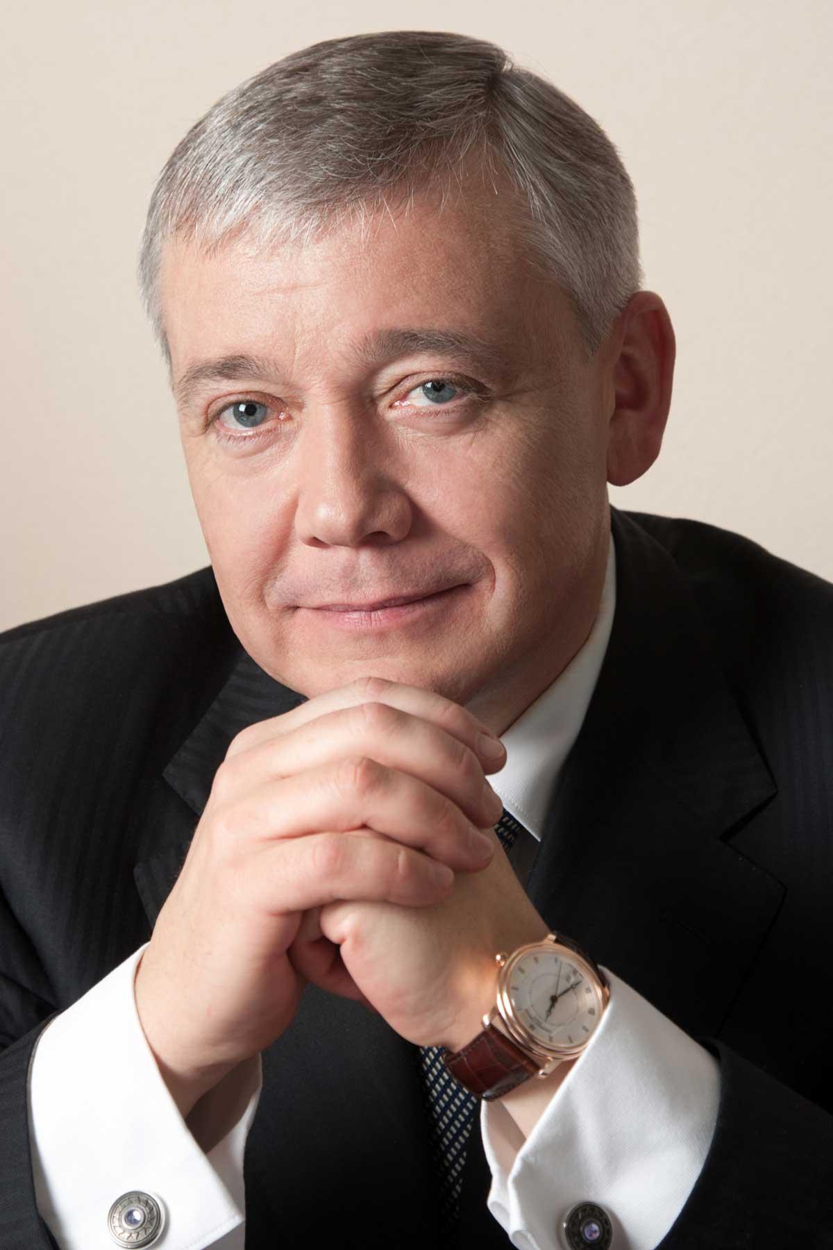 Сомнолог, кардиолог Юрий Несторович Погорецкий портрет