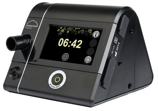 Аппарат для неинвазивной вентиляции легких дома Prisma 30ST