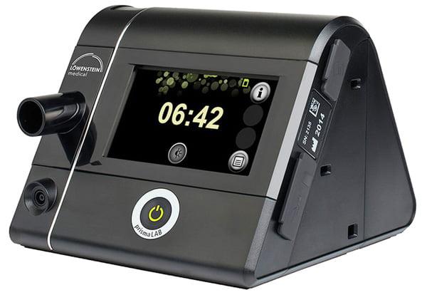 Сипап-аппарат для титрации PrismaLAB