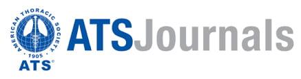 Американское торакальное общество логотип