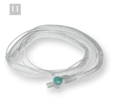 Одинарный дыхательный контур пациента с клапаном WM 27181