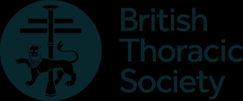 Британское торакальное общество British Thoracic Society logo