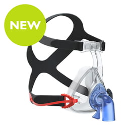 Одноразовая маска для неинвазивной вентиляции JOYCEclinic FF