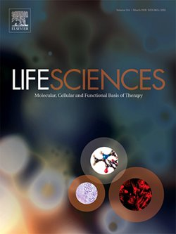 1 марта 2020 г., Журнал LifeSciences, Volume 244