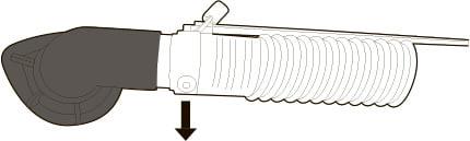 Однотрубочная система с системой утечки для СО2 без клапана