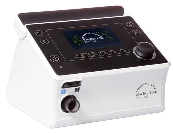 Аппарат искусственной вентиляции легких prisma VENT50-C оснащен режимом High-Flow (HFT) дополнительно ко всем режимам и функциям аппарата prisma VENT50.
