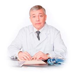 Погорецкий Юрий Несторович, кандидат медицинских наук, сомнолог, кардиолог, главный врач Лаборатории Сна