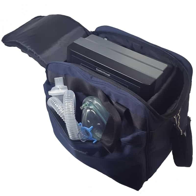 Автоматический откашливатель Comfort Cough II сумка для транспортирования