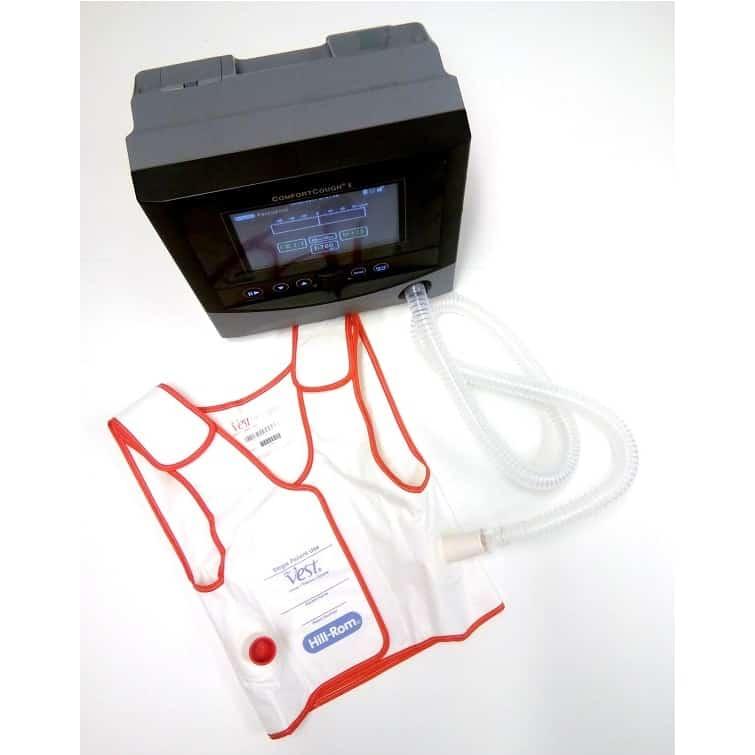 Автоматический откашливатель Comfort Cough II с виброжилетом