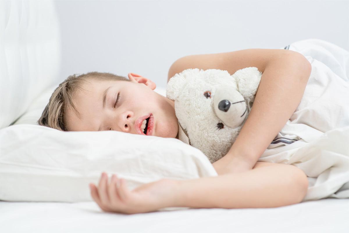 Ребенок храпит - храп у ребенка во сне, детский храп отзывы, причины