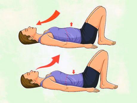 Глубокое дыхание - советы от бессонницы
