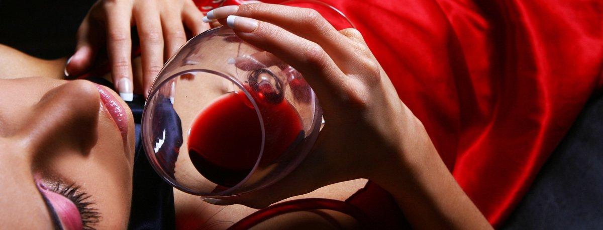 «Не употребляйте алкоголь перед сном»