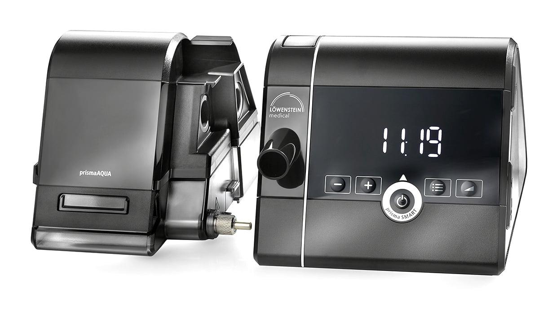 Сипап-аппарат Prisma SMART с увлажнителем Prisma AQUA