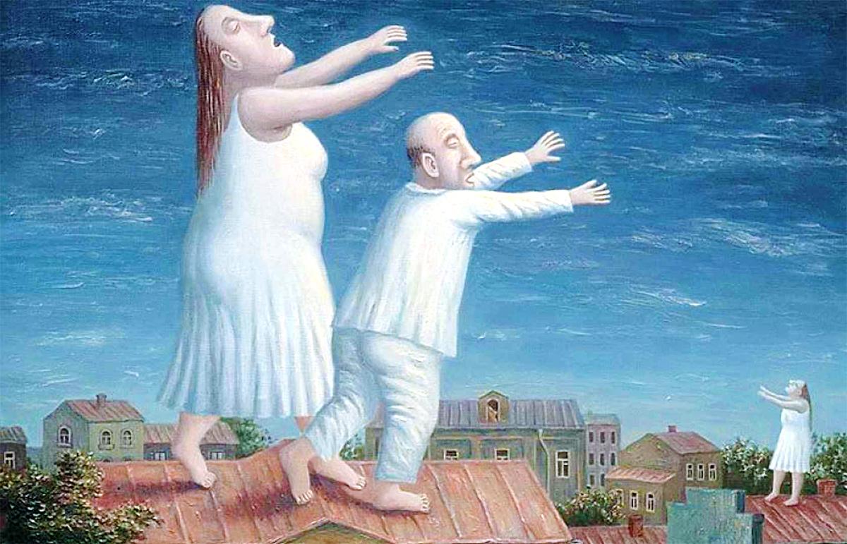 Сомнамбулізм - що це таке і чи справді повня може спонукати людину ходити уві сні?