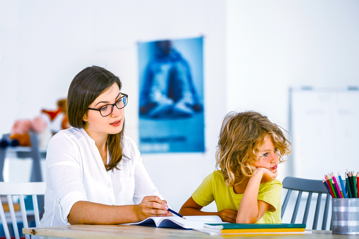 Синдром дефицита внимания и гиперактивности (СДВГ ADHD)