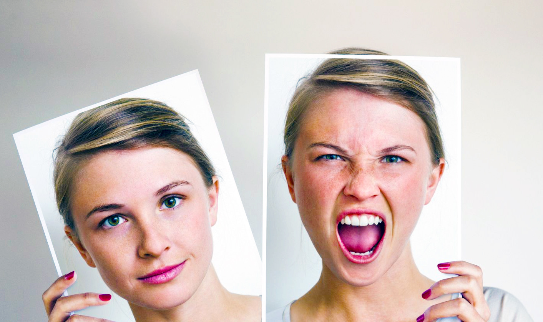 Биполярное расстройство: снижение сна состояние приподнятых чувств или нервозность чувство скованности или раздражительность потеря аппетита быстрая речь неконтролируемый поток мыслей поведение, которое может иметь пагубные последствия, например употребление наркотиков, чрезмерные траты или секс без ограничений