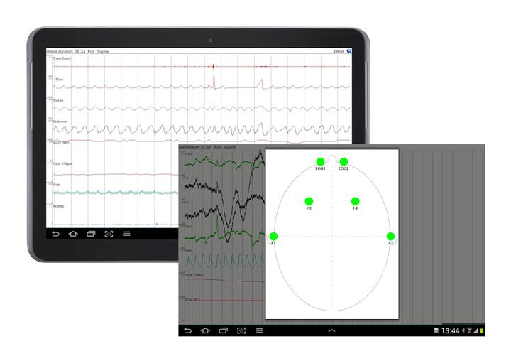 Дополнительная онлайн-проверка сигнала на планшете или ПК