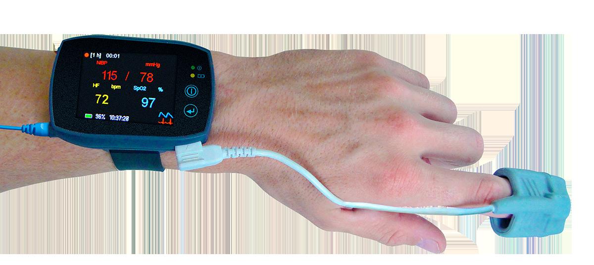 Полиграф SOMNOtouch NIBP - альтернативное устройство для измерения АД без манжеты